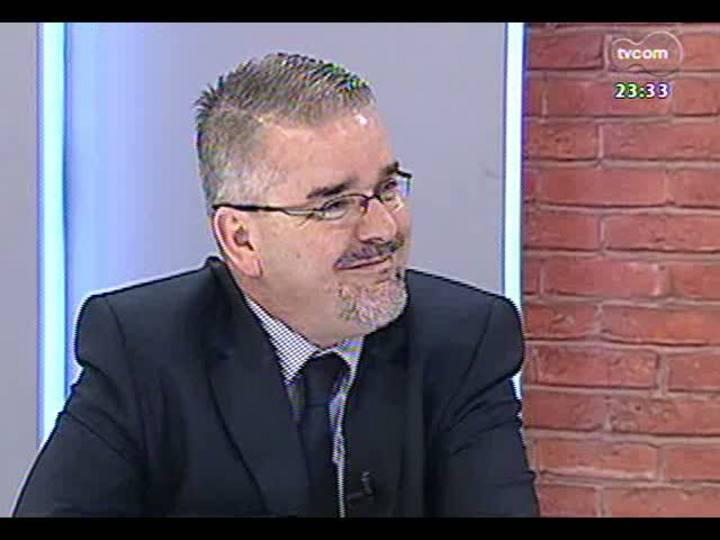 Mãos e Mentes - Diretor de comunicação do Tribunal de Contas do RS, Marcos Rolim - Bloco 1 - 16/04/2013