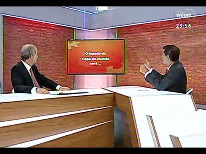 Mãos e Mentes - Presidente do Internacional Sport Club, Giovanni Luigi - Bloco 4 - 01/05/2013