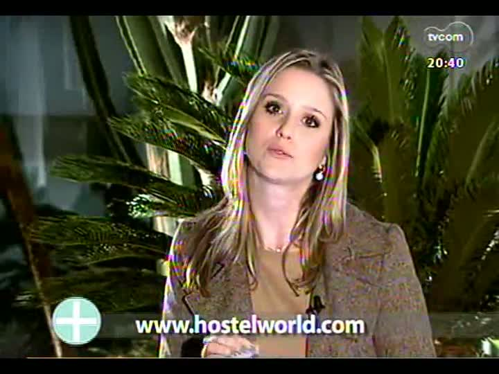 TVCOM Tudo Mais Tec - Dica de site para hospedagem em viagens