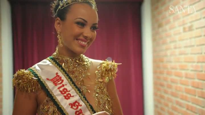 Perfil da Miss Santa Catarina