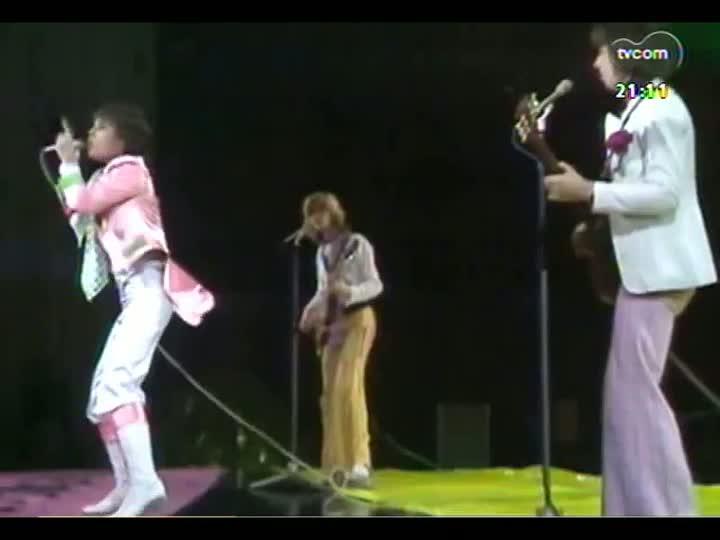 TVCOM Tudo Mais - Homenagem a Mick Jagger - 70\'s