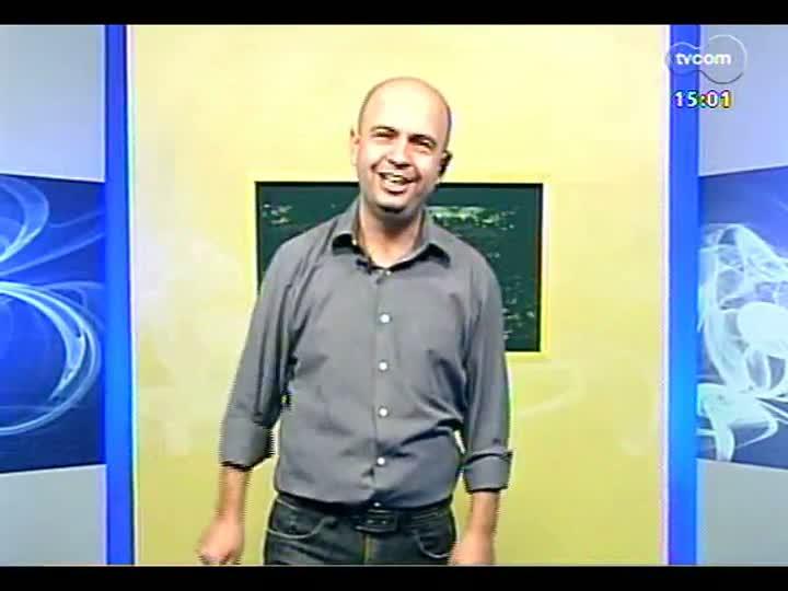 Na Fé - Entrevista com o empresário Renan Villela e clipes de música gospel - 04/08/2013 - bloco 1