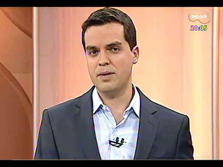 TVCOM 20 Horas - Flagrante da falta de atendimento na saúde: idoso passa mal e ambulância não vem - Bloco 1 - 20/08/2013