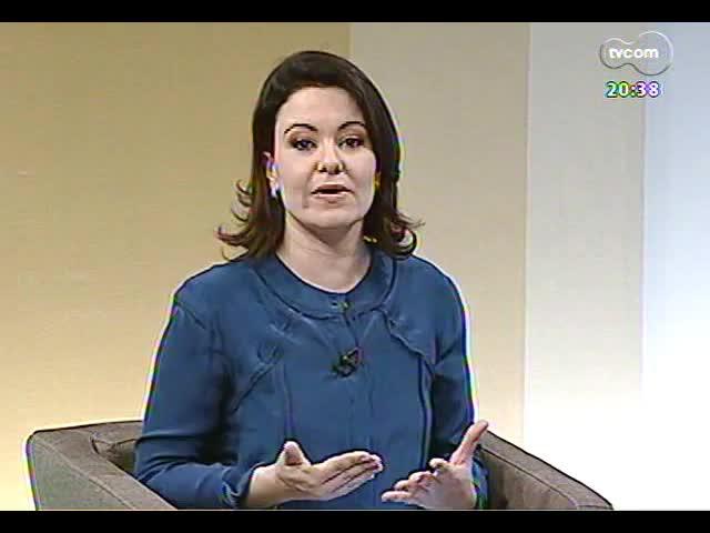 TVCOM Tudo Mais - Congresso da ADVB discute como empresas aproveitam oportunidades para transformar em desenvolvimento