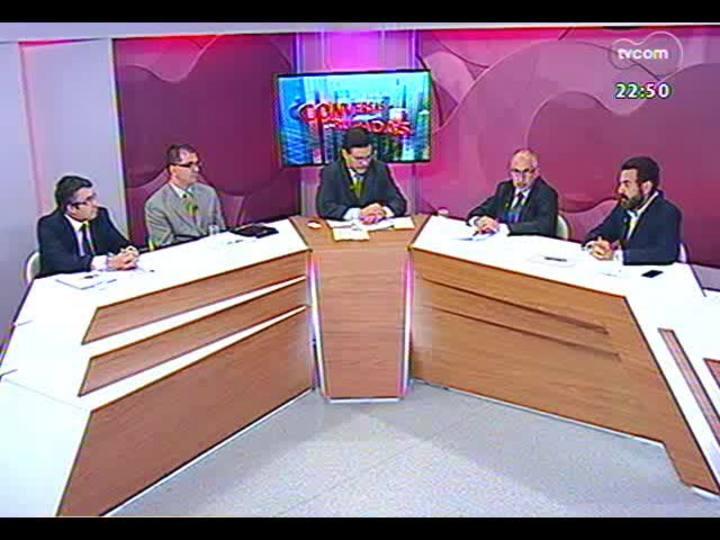 Conversas Cruzadas - Debate sobre a rapidez com que o negócio de Eike Batista faliu e as possibilidades de recuperação judicial da OGX - Bloco 3 - 01/11/2013