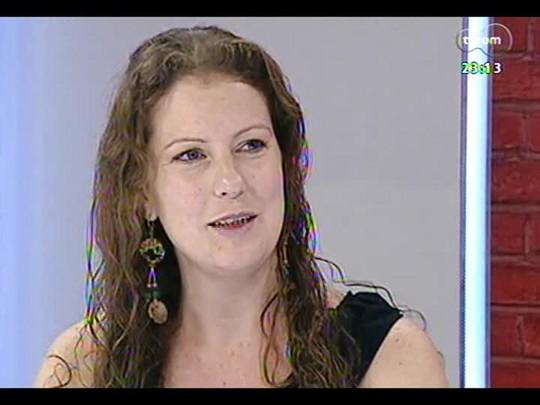Mãos e Mentes - Bióloga e ativista do Greenpeace Ana Paula Maciel - Bloco 2 - 12/01/2014
