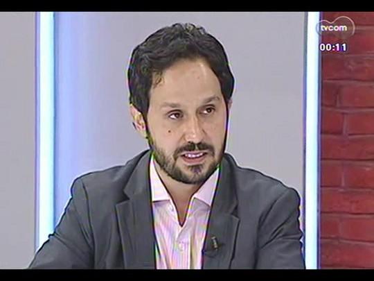 Mãos e Mentes - Consultor de Segurança Fábio Ramos - Bloco 4 - 23/01/2014