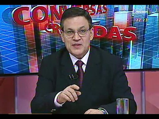 Conversas Cruzadas - Como está a saúde pública na capital? - Bloco 2 - 19/02/2014