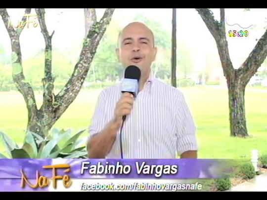 Na Fé - Clipes de música gospel e bate-papo com Luiz Alex - 09/03/2014 - bloco 2