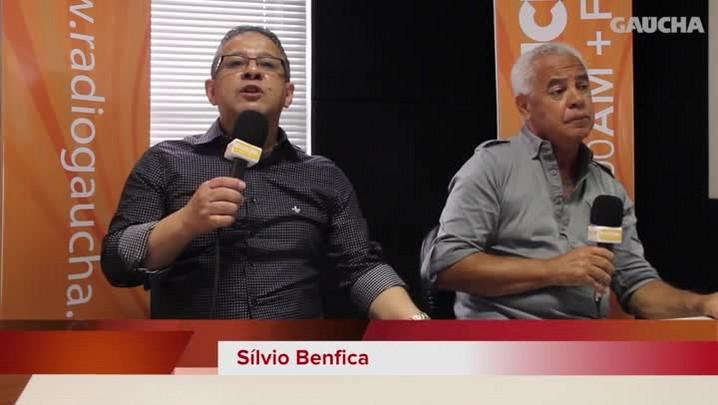 Estúdio B - A inauguração do Beira-Rio e o time de 1969. 27/03/2014