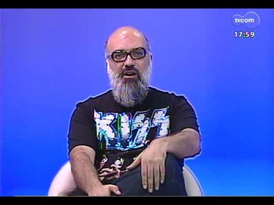 """Programa do Roger - Cinema: \""""Em busca de Iara\"""" Flávio Frederico, diretor de cinema - Bloco 2 - 01/02/2014"""