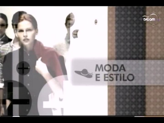 TVCOM Tudo+ - Moda e estilo - 03/04/14