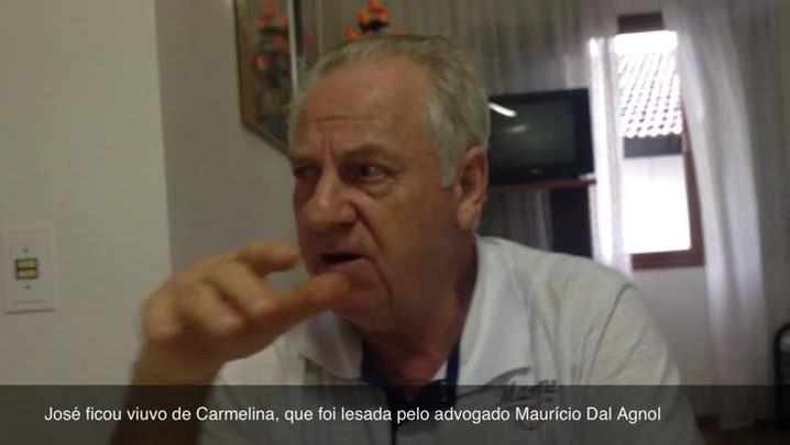 Operação Carmelina: José é viúvo da idosa que deu nome à operação da Polícia Federal