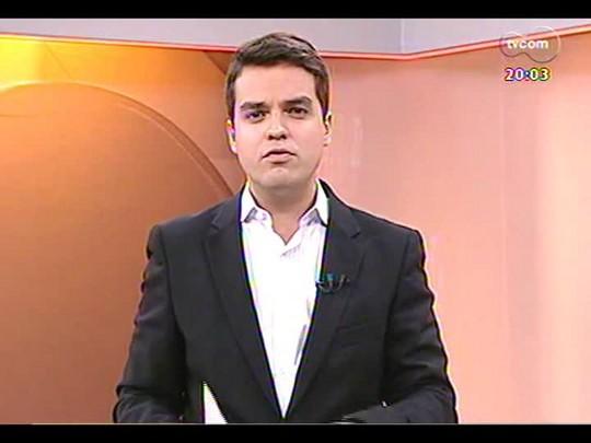 TVCOM 20 Horas - Novas revelações do crime do menino de 11 anos morto em Três Passos - Bloco 1 - 16/04/2014
