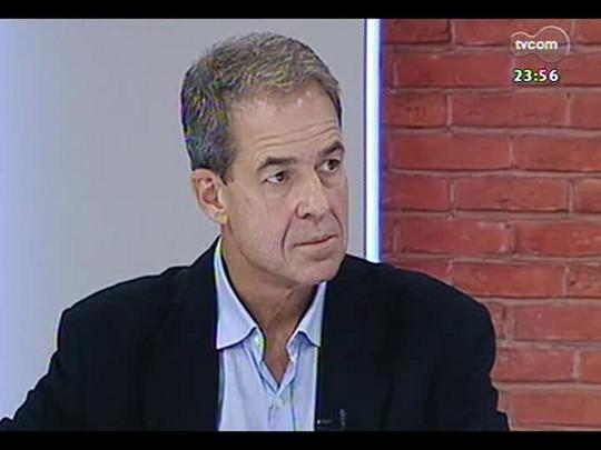 Mãos e Mentes - Diretor-presidente da Embarq Brasil, engenheiro de transporte Luis Antonio Lindau - Bloco 4 - 27/05/2014