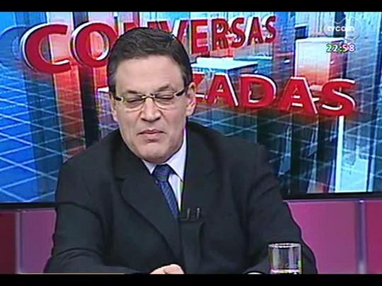 Conversas Cruzadas - Debate sobre o número alarmante de homicídios no RS - Bloco 3 - 02/06/2014