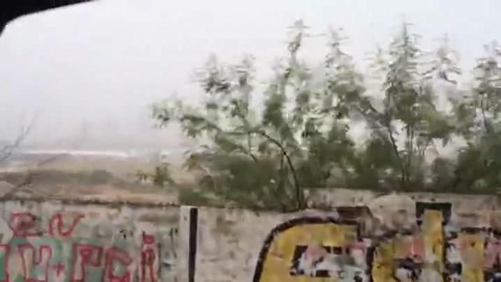 Mesmo com chuva, estádio deve lotar para México x Camarões