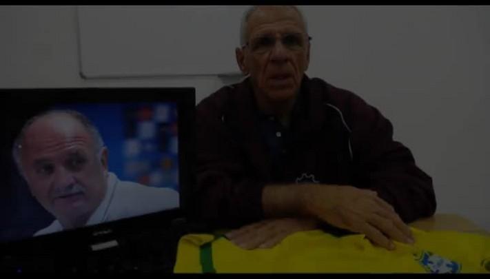 Paulo César Tatu envia mensagem a Felipão