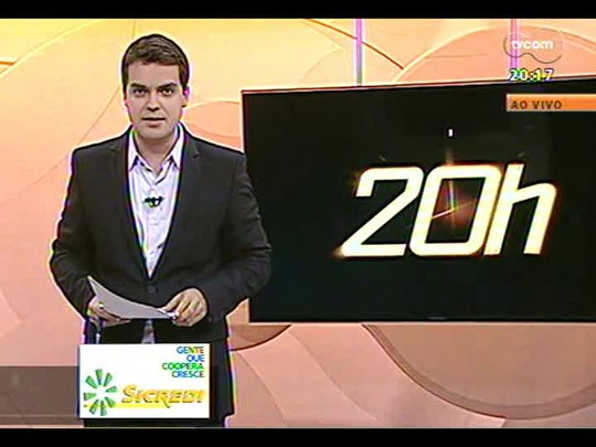 TVCOM 20 Horas - A invasão argentina parte 2 - Bloco 2 - 11/07/2014
