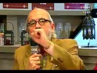 Café TVCOM - Conversa sobre o pôr-do-sol, diretamente do Petites Délices - Bloco 1 - 02/08/2014
