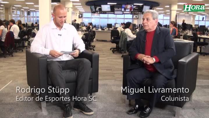 """Em vídeo, Miguel Livramento revela: \""""Tem muito cara chato no meu trabalho que só dando com um gato morto\"""""""