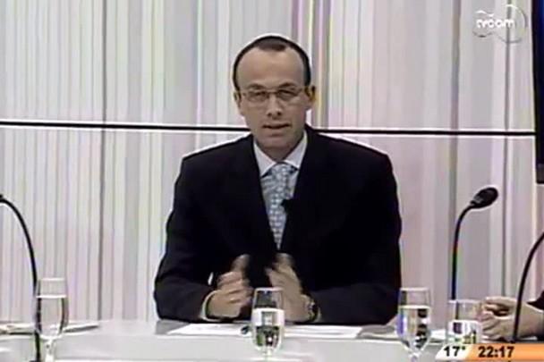 Conversas Cruzadas - Movimento Floripa Te Quero Bem analisa o Plano de metas da Capital - 2º Bloco - 26/08/14
