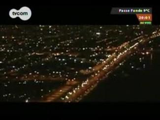 TVCOM 20 Horas - Avenida Castelo Branco vai passar a chamar-se Av. da Legalidade - Bloco 1 - 27/08/2014