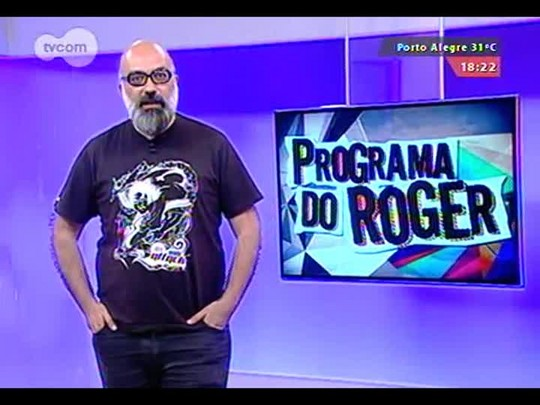 "Programa do Roger - ""Hello Goodbye\"" versão The Cure - Bloco 4 - 09/09/2014"