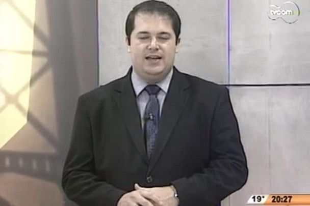 TVCOM 20 Horas - Embaixador do Brasil no Panamá recebe comitiva da Fecomércio - 2º Bloco - 18/09/14