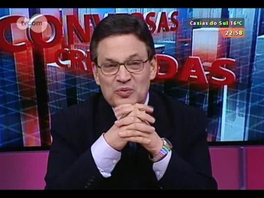 Conversas Cruzadas - Como somos vistos por quem não nasceu no Rio Grande do Sul? - Bloco 3 - 19/09/2014