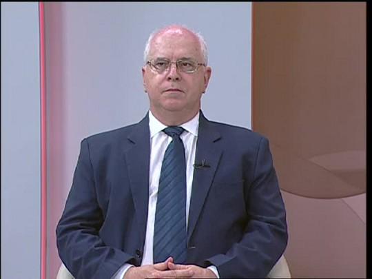 TVCOM 20 Horas - Eleições 2014: entrevista com Josemar Riesgo - Bloco 01 - 03/10/2014