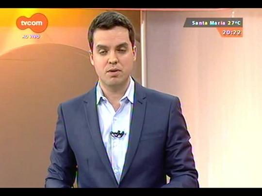 TVCOM 20 Horas - O apoio e as definições dos partidos para o segundo turno das eleições - Bloco 2 - 08/10/2014