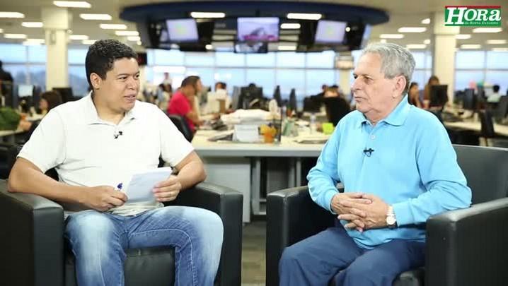 """Miguel Livramento: \""""O FIgueirense ainda não escapou do rebaixamento\"""""""
