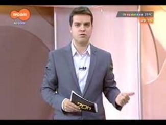 TVCOM 20 Horas - Cinquenta mil pessoas estão sem energia por causa de temporal no RS - 30/10/2014
