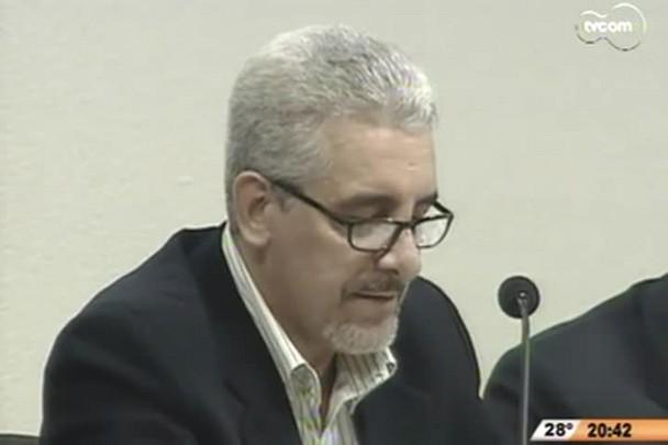 TVCOM 20h - MP pede prisão preventiva de Pizzolato por uso de identidade falsa - 10.11.14