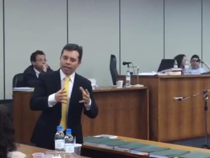 Confira trechos do pronunciamento do promotor de Justiça no julgamento de Eduardo Farenzena