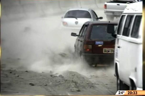 TVCOM 20h - Fotojornalista Guto Kuerten retrata dia-a-dia dos usuários do transporte coletivo - 21.11.14