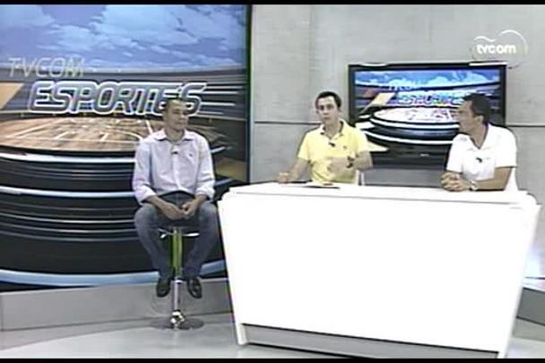 TVCOM Esportes - Estúdio com o pentacampeão mundial Gilberto Silva - 12.12.14