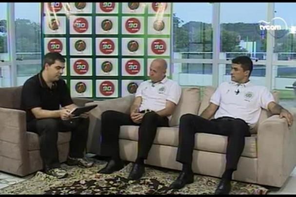 TVCOM Esportes - Árbitros - 2ºBloco - 24.12.14
