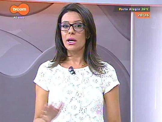 TVCOM 20 Horas - Ministro da Aviação Civil Eliseu Padilha volta atrás e diz que governo está interessado em ampliar a pista do Salgado Filho - 22/01/15