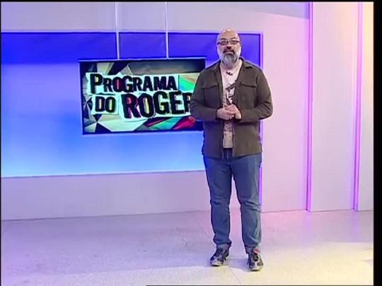 Programa do Roger - Mostra Internacional de Marino Marini - 10/04/15