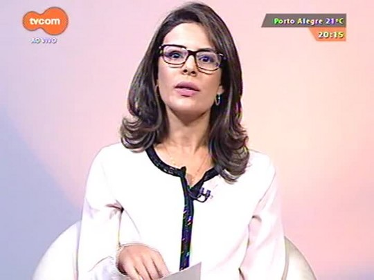 TVCOM 20 Horas - Aumento de crimes no bairro Agronomia preocupa moradores - 20/04/2015