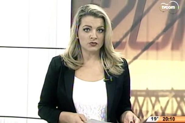 TVCOM 20 Horas - MP investiga servidores de Joinville acusados de cobraram serviços particulares para agilizar a liberação de obras - 30.04.15