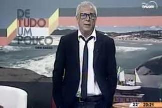 De Tudo um Pouco - Arquivo: entrevista com Luiz Henrique da Silveira - 2º Bloco - 17.05.15