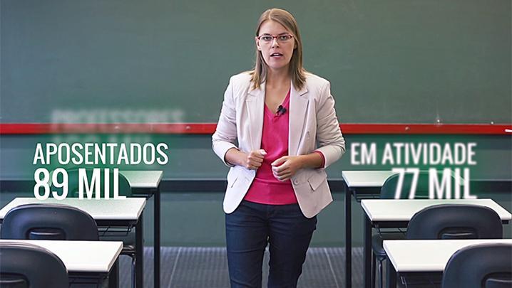Entenda por que o governo do RS não paga o piso nacional aos professores