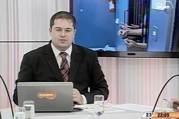 Conversas Cruzadas - Sistema Prisional em SC - 1º Bloco - 08.06.15