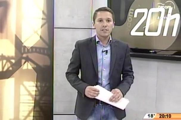 TVCOM 20 Horas - Cidades catarinenses entram na Justiça por falta de policiais civis - 01.07.15