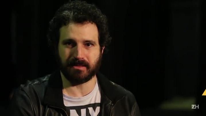 """Caco Ciocler fala sobre seu personagem em \""""Unidade Básica\"""""""