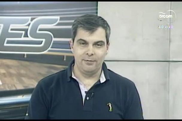 TVCOM Esportes. 1ºBloco. 30.09.15