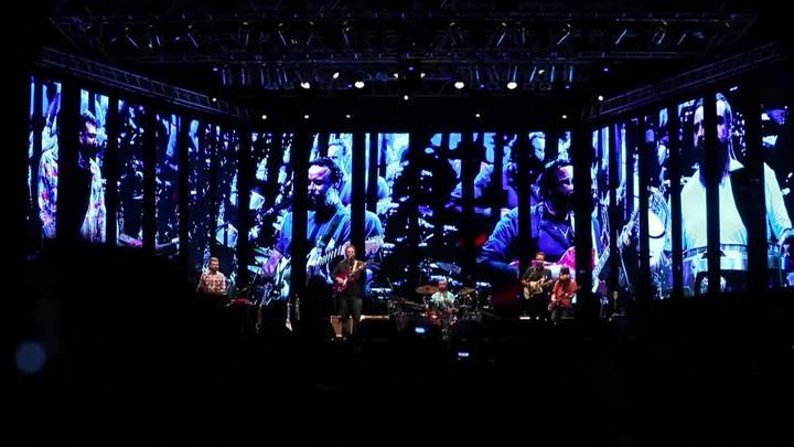 Los Hermanos cantam clássicos em show na Capital
